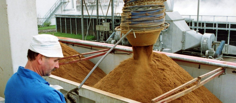 Producion de Harinas de Carne y Hueso en México